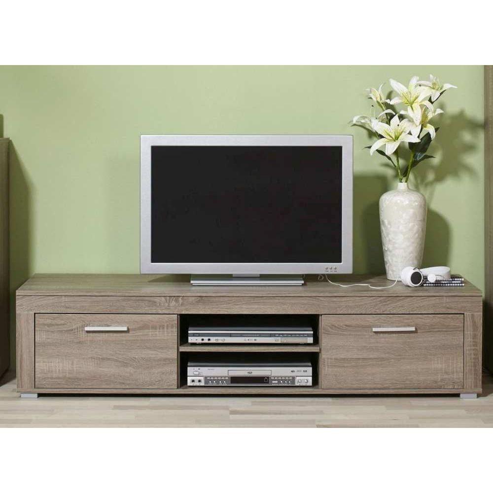 lowboard aosta eiche tr ffel neu ovp ebay. Black Bedroom Furniture Sets. Home Design Ideas