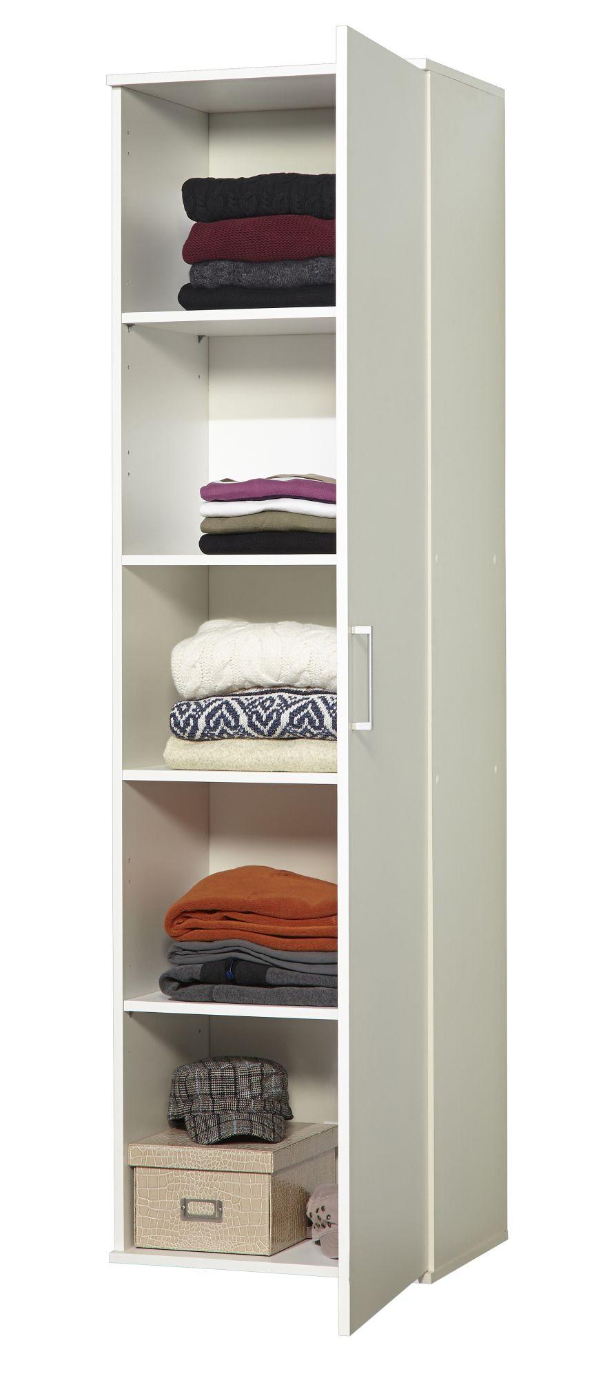 universalschrank dielenschrank schrank ronny 1 t rig wei neu ovp ebay. Black Bedroom Furniture Sets. Home Design Ideas
