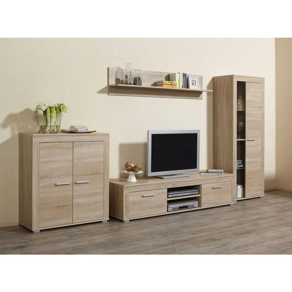 wandboard regal aosta eiche s gerau neu ovp ebay. Black Bedroom Furniture Sets. Home Design Ideas